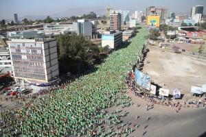 Ashenafi Gudeta / Great Ethiopian Run