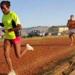 Run Africa Ethiopia Jan Meda training ground